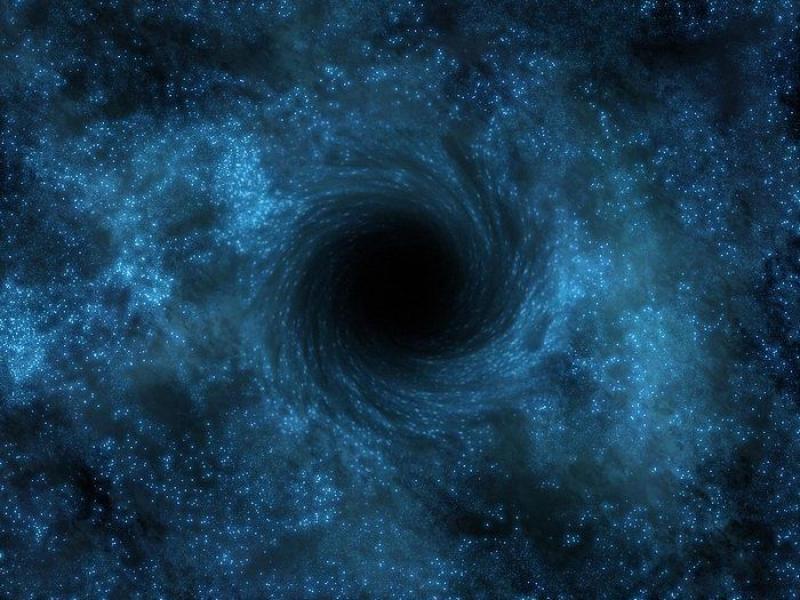 """""""Избягала"""" черна дупка разказва за вселенски катаклизъм"""