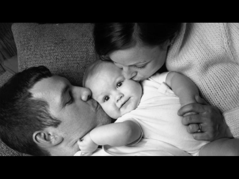 Колко време е нужно, за да свикнете с бебчето?