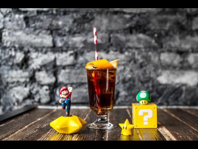 Барът на Супер Марио /СНИМКИ/