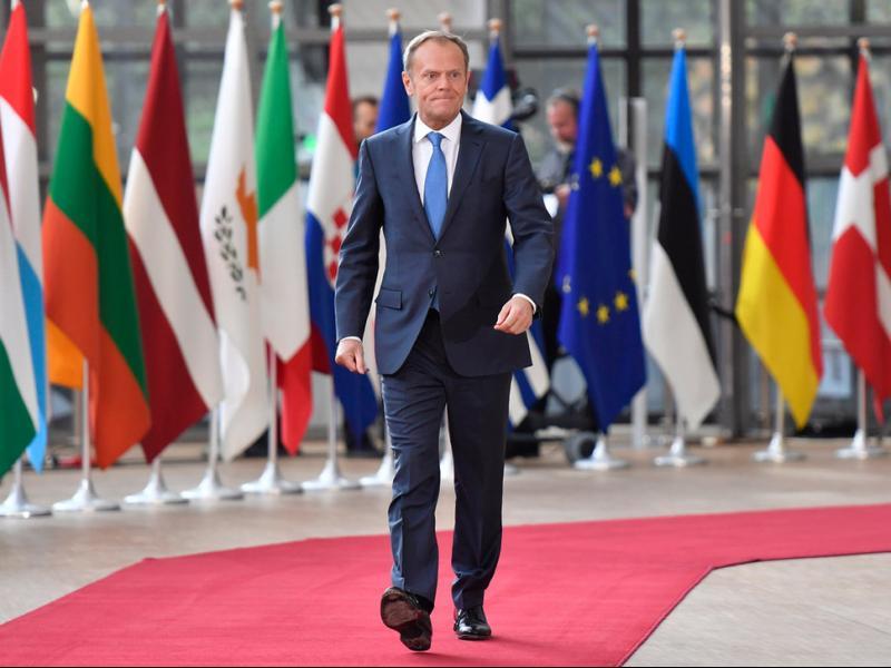 Лидерите на ЕС приеха обща стратегия за Брекзит