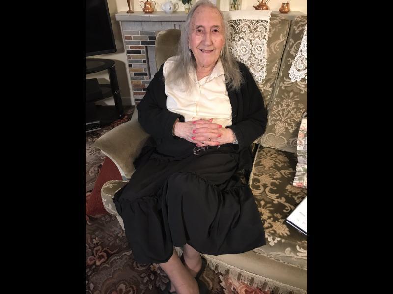 Ветеран от войната стана жена на 90 години /ВИДЕО/