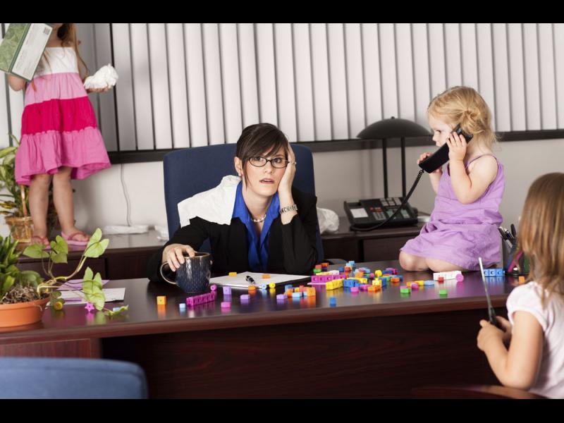 4 работещи идеи за работещи майки