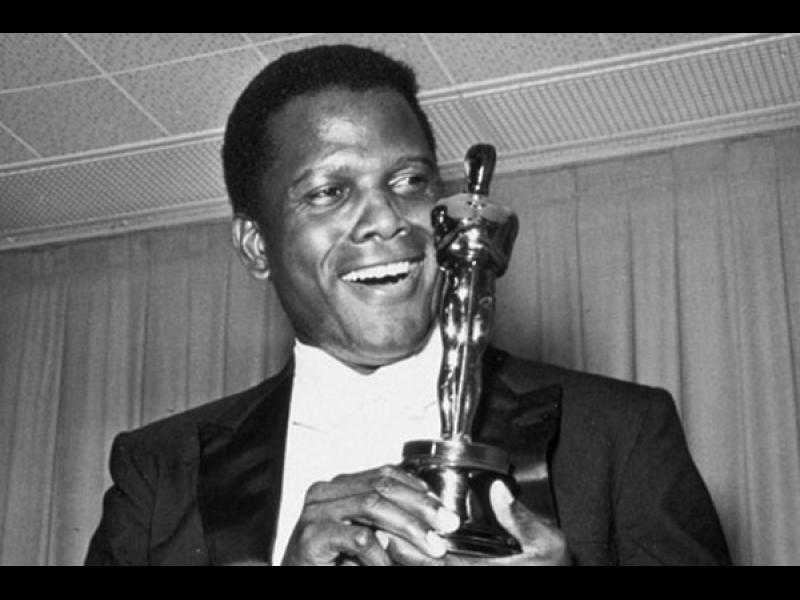 Първият чернокож носител на Оскар - картинка 1