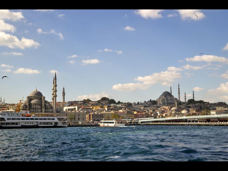 И ден-два са достатъчни, за да видите чудеса в Истанбул