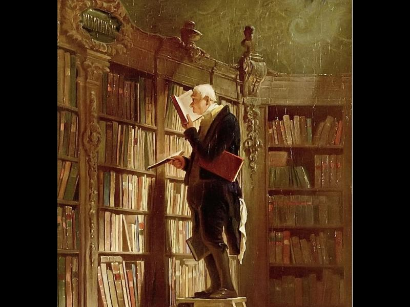 Честит празник на всички четящи и пишещи хора!