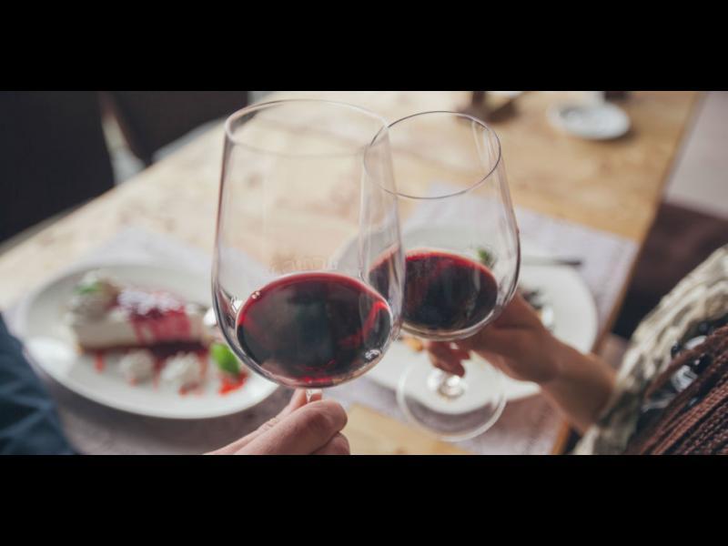 Чаша вино има същия ефект като една тренировка