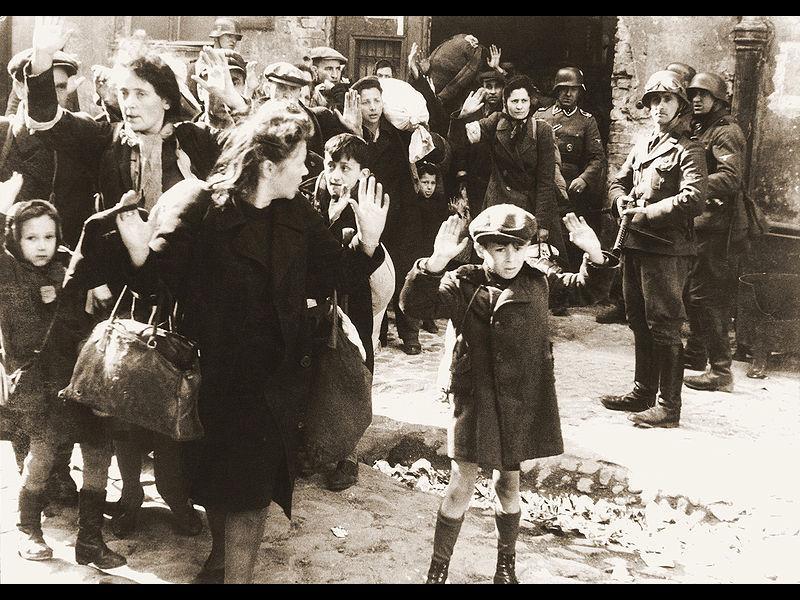 Варшевското гето и съпротивата срещу нацистите