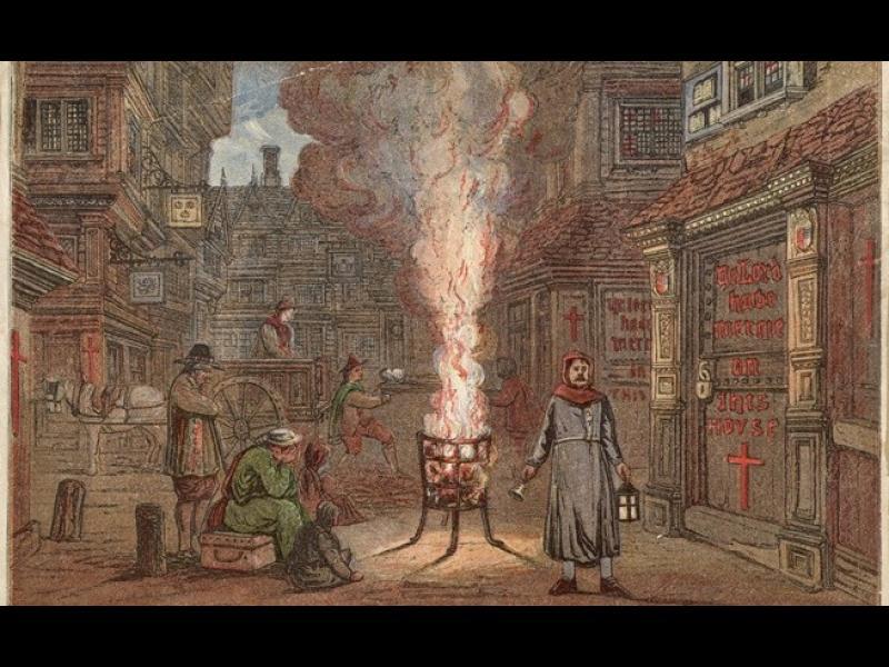 Защо в Средновековието разчленявали мъртвите?