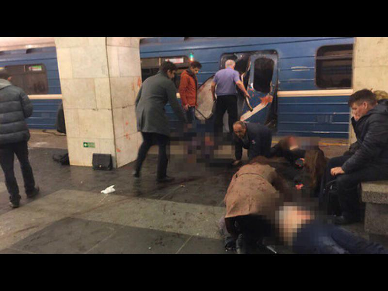Атентаторът от Санкт Петербург е 22-годишен киргизстанец