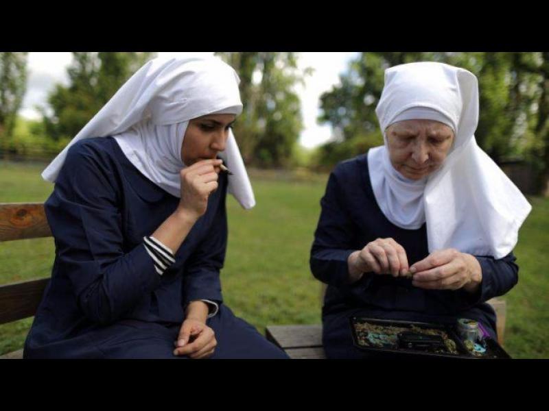 Напушените монахини от долината /СНИМКИ/