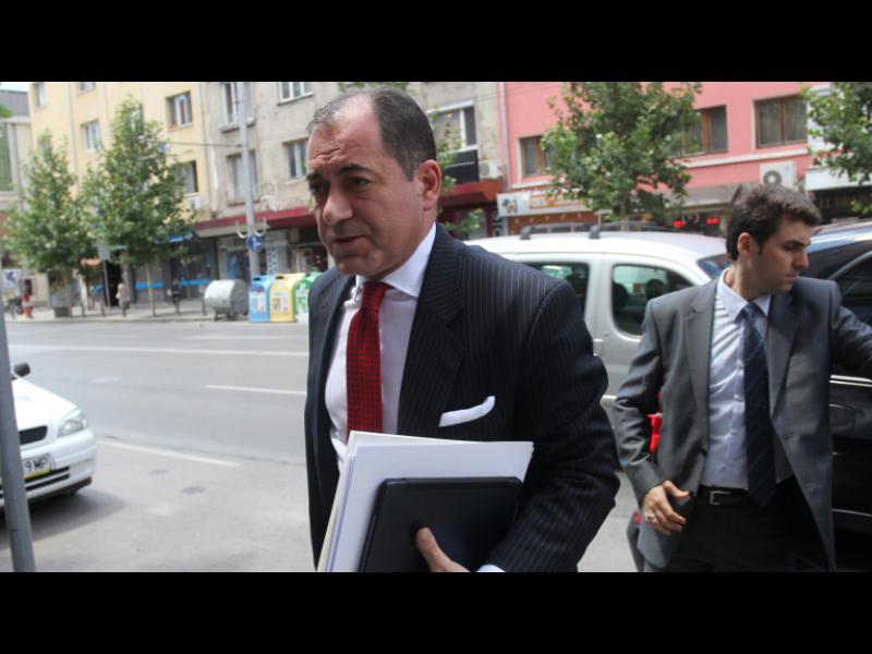 Симеонов поиска турският посланик у нас да бъде отстранен