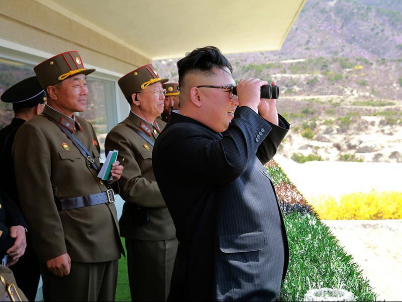 Северна Корея: Готови сме за ядрена война