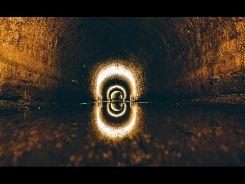Тези колосални тунели са дело на мистични изчезнали гиганти