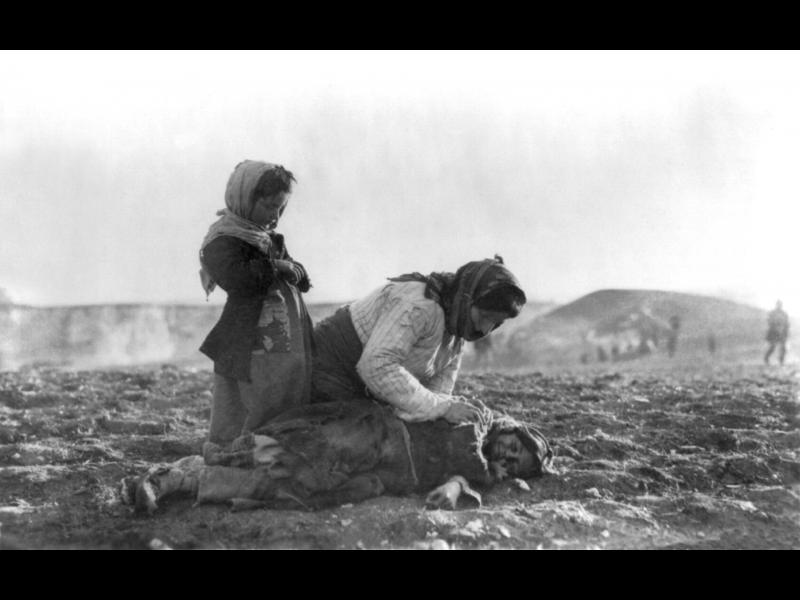 102 години от началото на Арменския геноцид