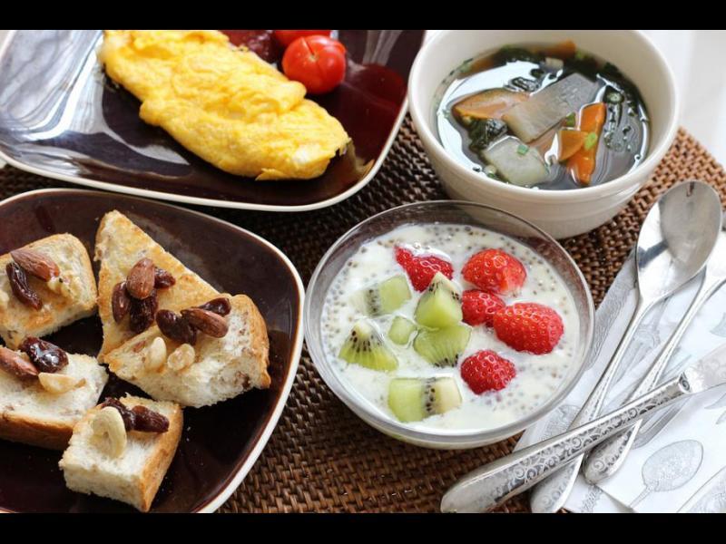 Следобедната закуска е най-важното хранене на деня