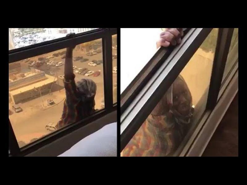 Кувейт: Арестуваха жената, която остави домашната си помощница да падне от прозореца