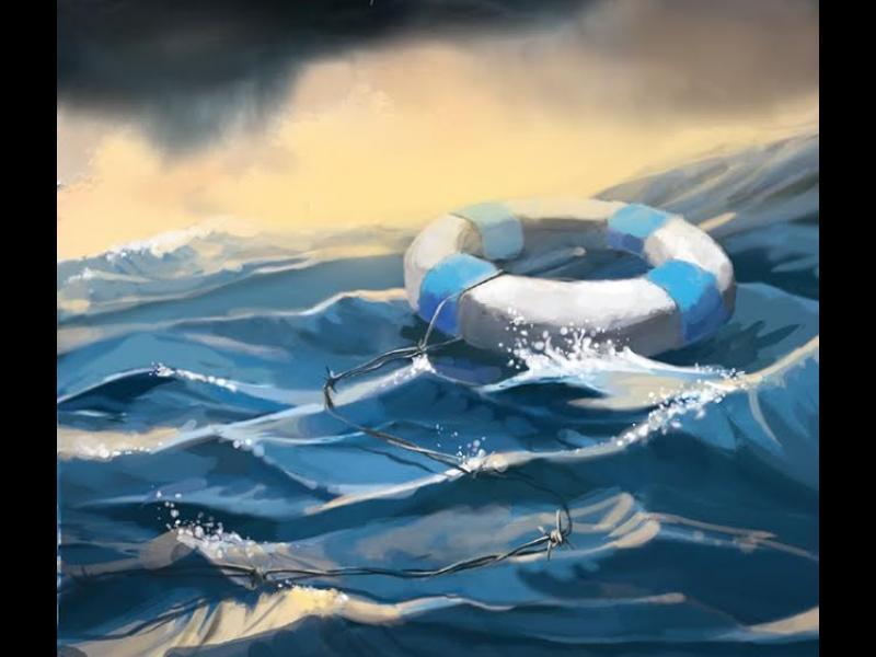 """""""Сол при солта"""" – разказ за най-голямата морска трагедия в историята на човечеството"""