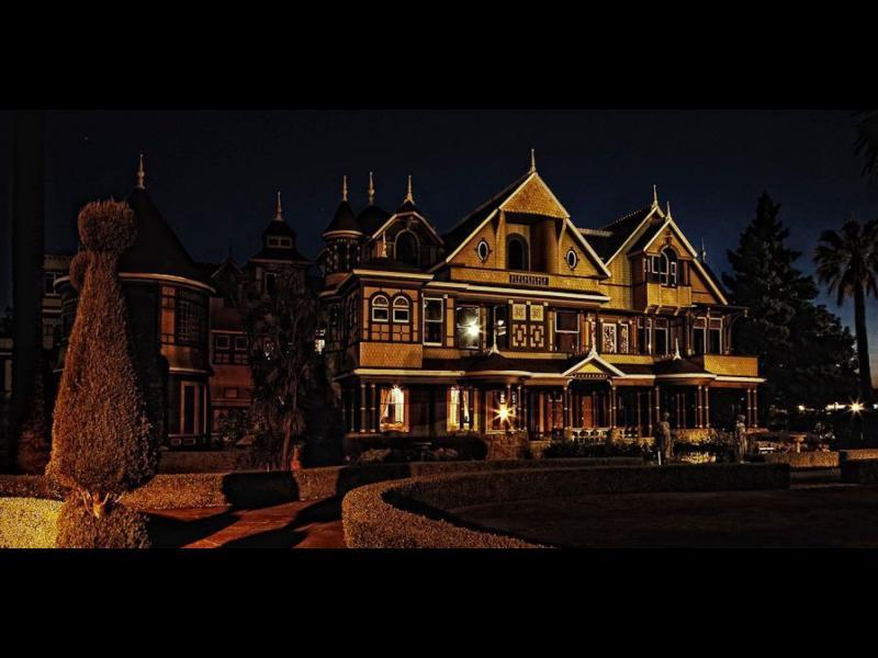 Богат и прокълнат: Историята на призрачното имение Уинчестър