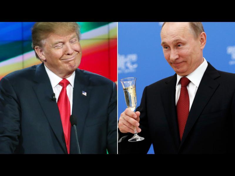 Кевин Маккарти: Путин плаща на Тръмп