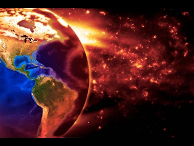 Превръща ли се Слънцето е супернова?