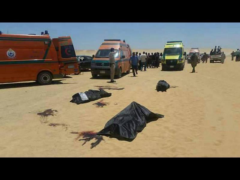 Египетски бойни самолети бомбардираха обекти в Либия след атаката срещу християни