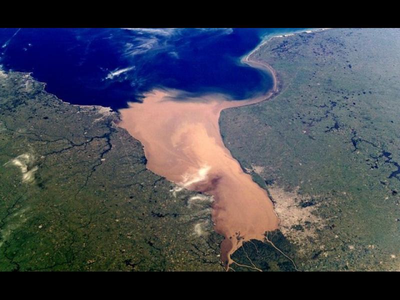 Най-голямата река, за която никога не сте чували