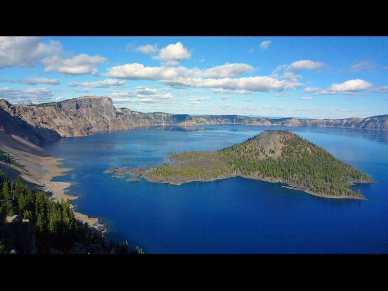Загадката на най-дълбокото езеро в САЩ