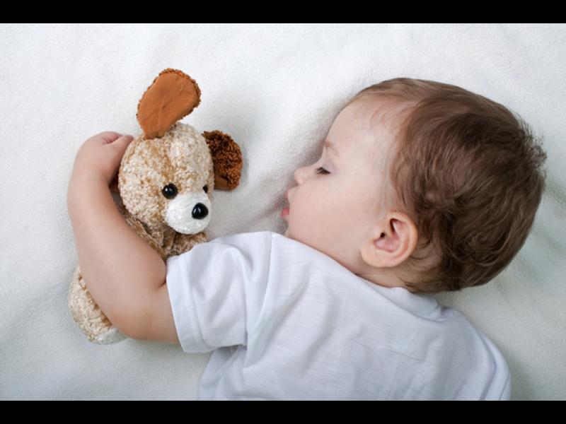 Колко спи вашето дете?