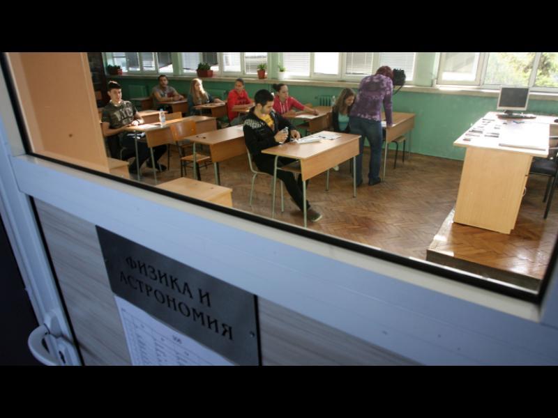 Задържаха и обвиниха 14-годишен за смъртния случай в училището на Славяново