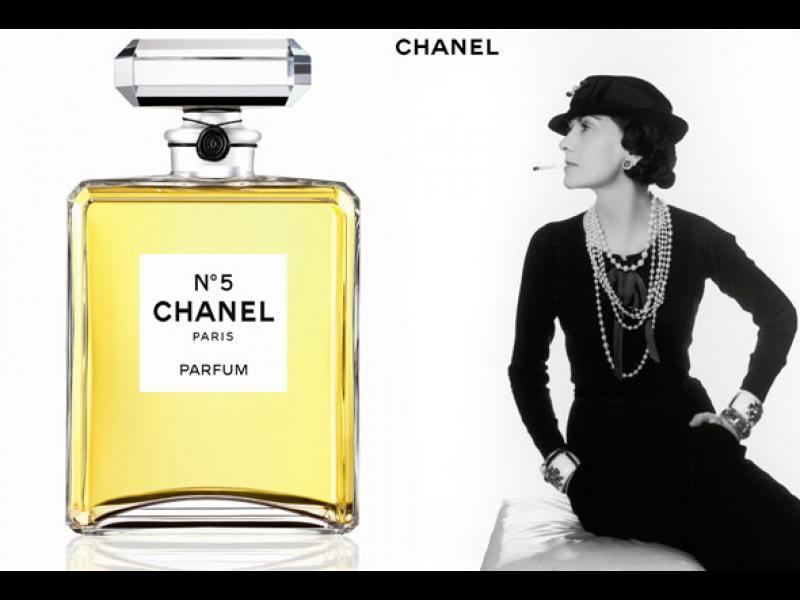 Chanel 5 - легенда за легендата