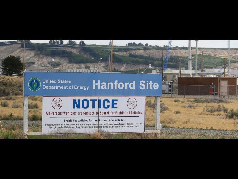 Евакуираха работници край американски ядрен обект