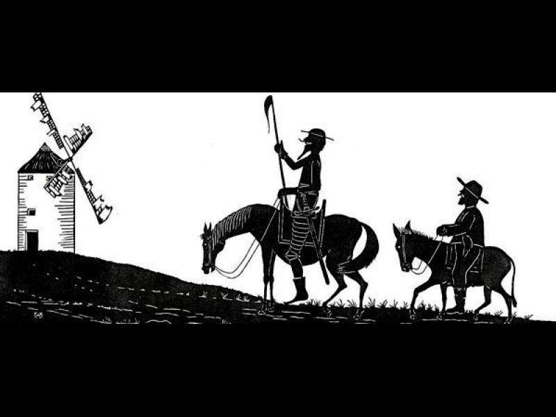 """10 актуални цитата от """"Дон Кихот"""""""