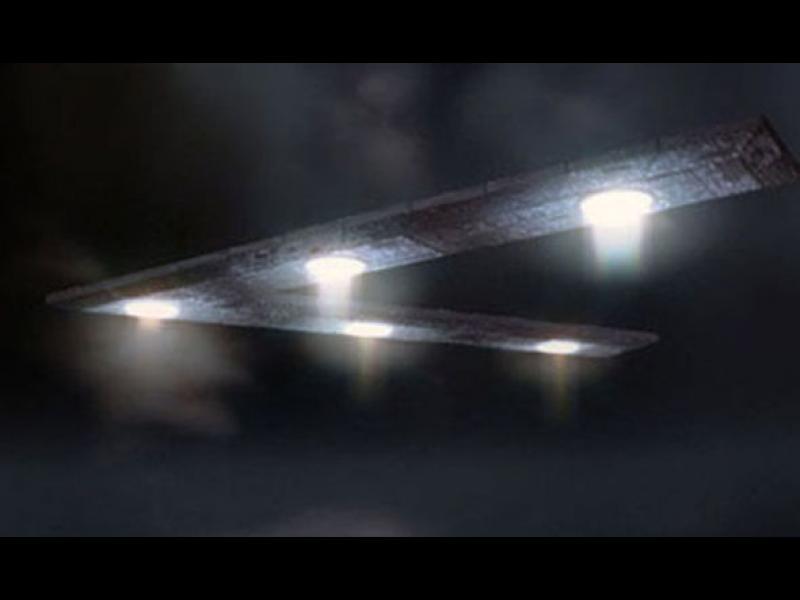 Кой тества антигравитационни технологии в небето над Девън?