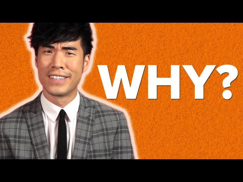 Защо очите на азиатците са такива?