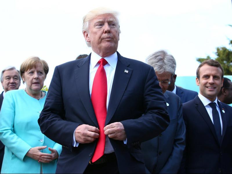 Тръмп изважда САЩ от Парижкото споразумение за климата