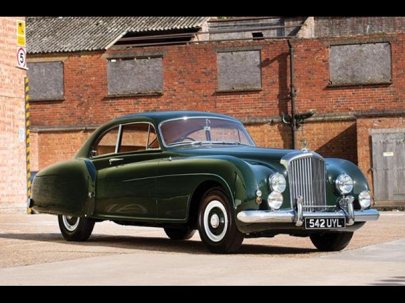 Звездният час на Bentley