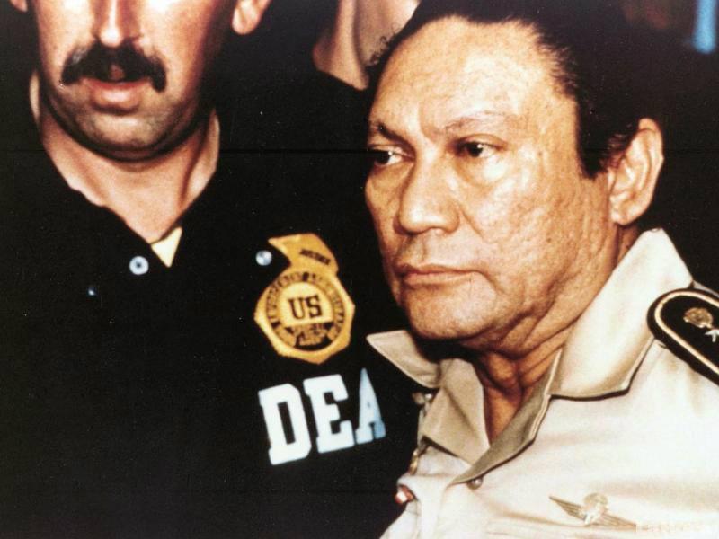 Почина панамският диктатор Мануел Нориега