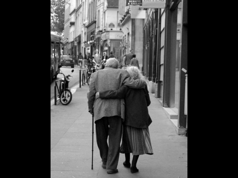 За истинската любов няма граници и възраст /СНИМКИ/