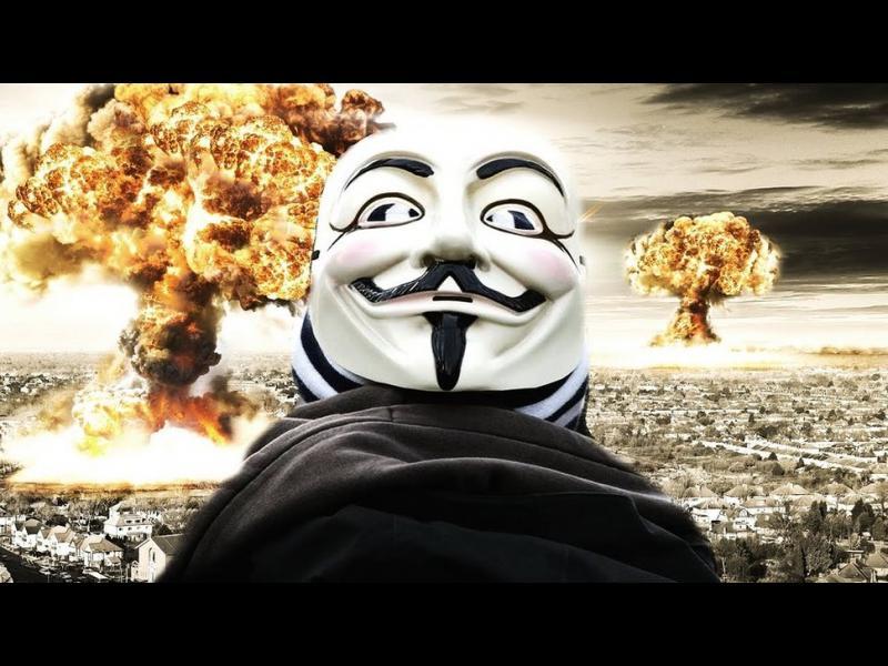 """""""Анонимните"""": Гответе се за Трета световна война"""