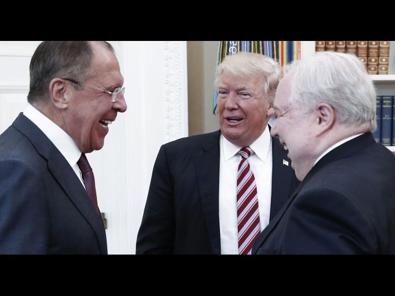 Путин: Ще покажем стенограмата от разговора Тръмп-Лавров, обвиненията срещу Тръмп са политическа шизофрения