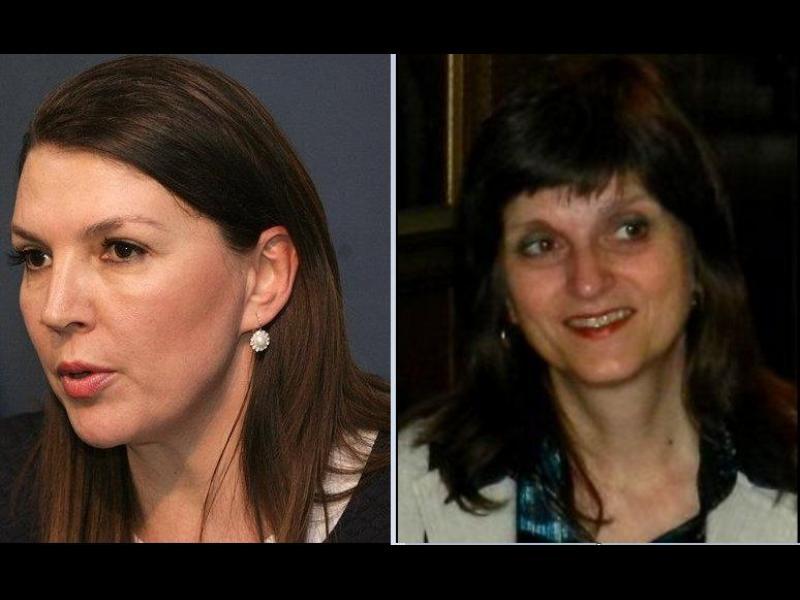 Бетина Жотева към журналист от БНР: Ако си отворите устата още веднъж за мен, ще видиш какво става