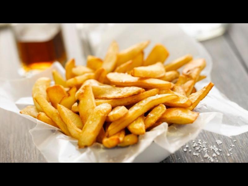 Защо се пристрастяваме към пържените картофи?