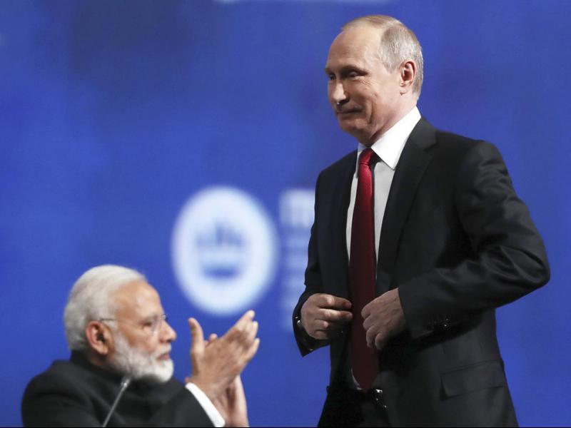 Путин призова света да работи с Доналд Тръмп в областта на климата