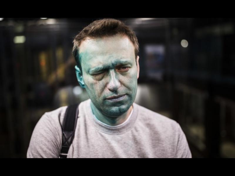 Грешката на Навални