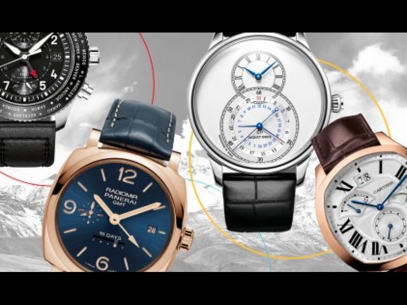 14 оригинални часовници за пътешественици - картинка 1