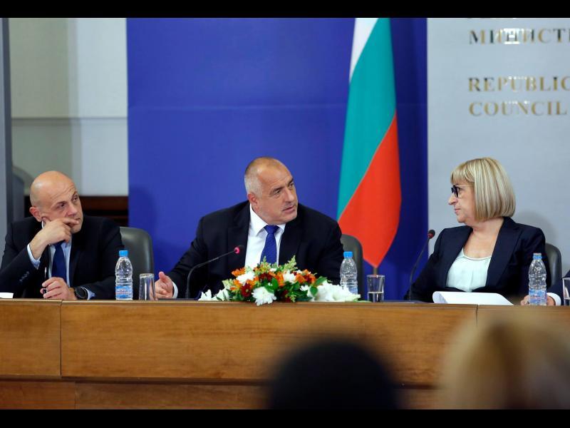 Борисов бори усещането за тревожност и корупция в обществото - картинка 1