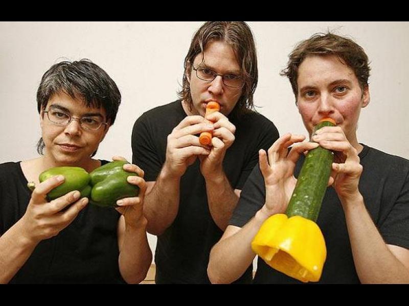 Как да си направим зеленчуков оркестър?