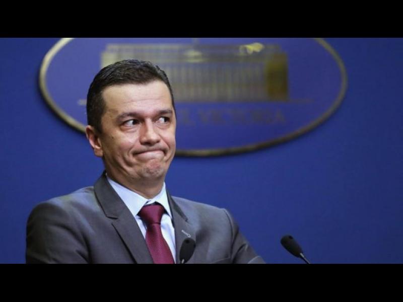 Правителството на Румъния падна след 6 месеца на власт