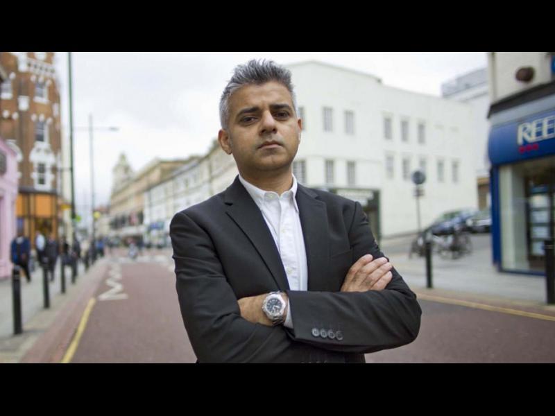"""Кметът на Лондон """"скочи"""" на Тръмп"""