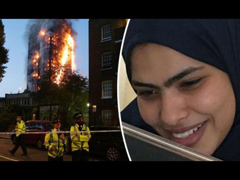 Жертвите на пожара в Лондон може да стигнат трицифрено число (Обновена)
